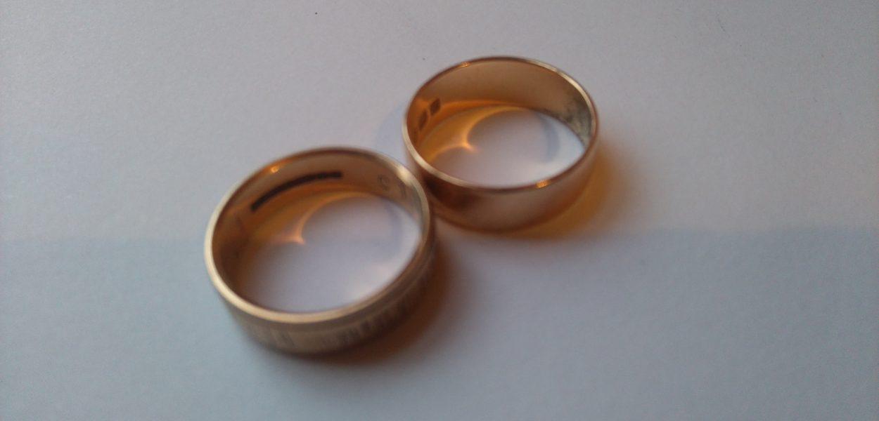 Wedding ring  part 1